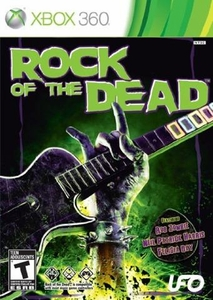 XBox 360 Video Game Rock Of The Dead