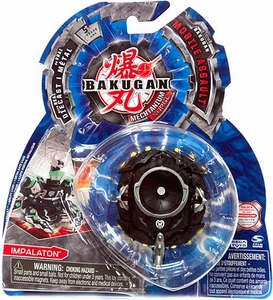 Bakugan Mechtanium Surge Diecast Mobile Assault Darkus Impalaton BLOWOUT SALE!