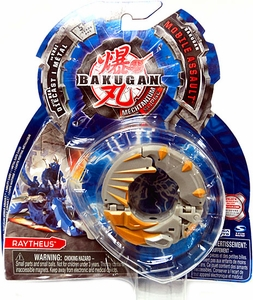 Bakugan Mechtanium Surge Diecast Mobile Assault Haos Raytheus
