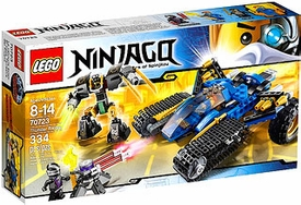 LEGO Ninjago Rebooted Set #70723 Thunder Raider