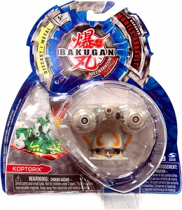 Bakugan Mechtanium Surge Diecast Mobile Assault Luminoz Koptorix