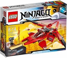LEGO Ninjago Rebooted Set #70721 Kai Fighter