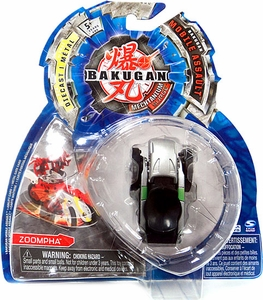 Bakugan Mechtanium Surge Diecast Mobile Assault Darkus Zoompha