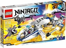LEGO Ninjago Rebooted Set #70724 Ninja Copter