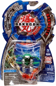 Bakugan Mechtanium Surge Diecast BakuSolo Zephyros Flash Ingram