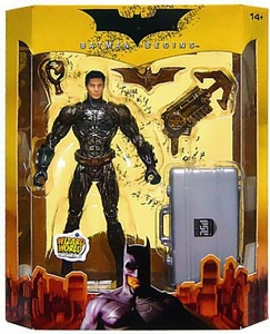 Batman Begins 2005 San Diego Comic Con Exclusive Action Figure Prototype Suit Unmasked Batman