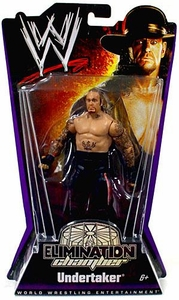Mattel WWE Wrestling Elimination Chamber Series 1 Action Figure Undertaker