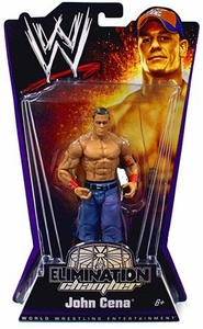Mattel WWE Wrestling Elimination Chamber Series 1 Action Figure John Cena BLOWOUT SALE!