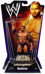 Mattel WWE Wrestling Elimination Chamber Series 1 Action Figure Batista