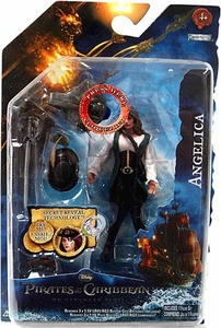Pirates of the Caribbean On Stranger Tides 4 Inch Series 1 Action Figure Angelica