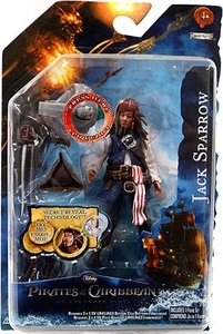 Pirates of the Caribbean On Stranger Tides 4 Inch Series 1 Action Figure Jack Sparrow