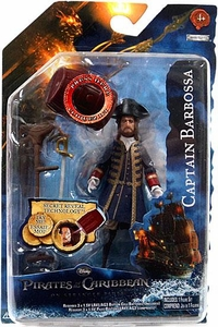 Pirates of the Caribbean On Stranger Tides 4 Inch Series 1 Action Figure Captain Barbossa