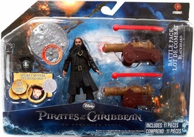 Pirates of the Caribbean On Stranger Tides Battle Pack Blackbeard�[Dual Blasting Cannons]