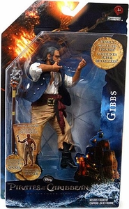 Pirates of the Caribbean On Stranger Tides 6 Inch Series 1 Action Figure Gibbs