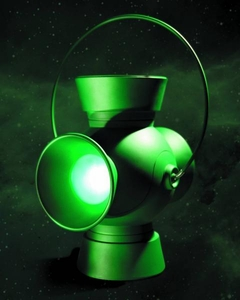 DC Collectibles Green Lantern 1:1 Power Battery & Ring