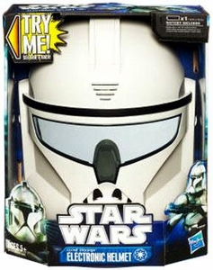 Star Wars 2012 Electronic Helmet Clone Trooper