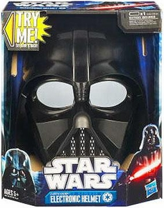 Star Wars 2012 Electronic Helmet Darth Vader