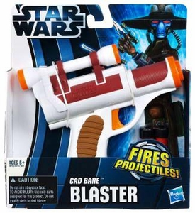 Star Wars 2012 Roleplay Toy Cad Bane Blaster