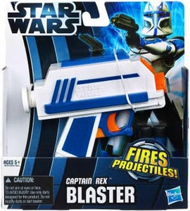 Star Wars 2012 Roleplay Toy Captain Rex Blaster