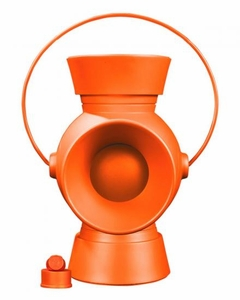 DC Collectibles Orange Lantern 1:1 Power Battery & Ring Pre-Order ships April