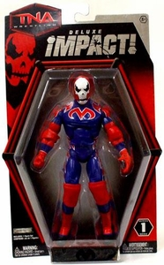 TNA Wrestling Deluxe Impact Series 1 Action Figure Suicide