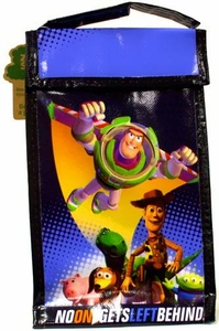 Disney Pixar Toy Story Insulated Lunch Bag No One Gets Left Behind