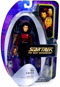 Diamond Select Toys Star Trek The Next Generation Exclusive Action Figure Ensign Ro Laren