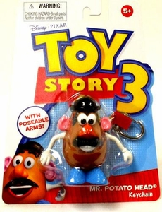 Disney / Pixar Toy Story 3 Keychain Mr. Potato Head