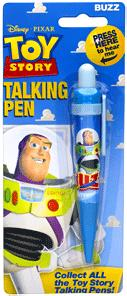Disney & Pixar Toy Story Talking Pen Buzz Lightyear