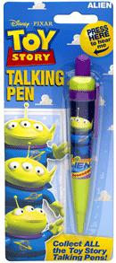 Disney & Pixar Toy Story Talking Pen Alien