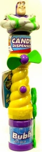 Disney Pixar Toy Story Bubble Blower with Candy Dispenser