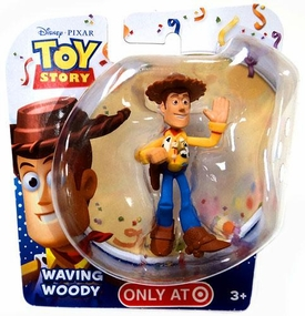 Disney / Pixar Toy Story Exclusive Mini Figure Waving Woody