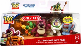 Disney / Pixar Toy Story Exclusive Mini Figure 5-Pack Lotso's Mob Gift Pack