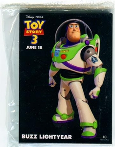 Disney / Pixar Toy Story 3 Random Promo Pack [8 Cards]
