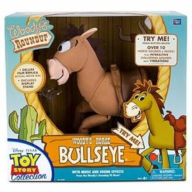 Disney / Pixar Toy Story 3 Exclusive Woody's Roundup 16 Inch Deluxe Talking Bullseye