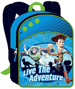 Disney / Pixar Toy Story Lenticular Eyes Backpack