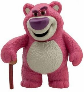 Disney / Pixar Toy Story 3 Exclusive 3 Inch LOOSE Mini PVC Figure Lotso