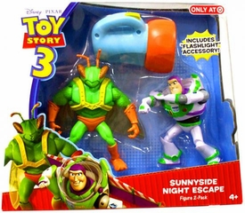 Disney / Pixar Toy Story 3 Exclusive 6 Inch Action Figure 2-Pack Sunnyside Night Escape