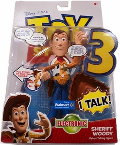 Disney / Pixar Toy Story 3 Exclusive Toy Story 3 Action Figure  iTalk Woody