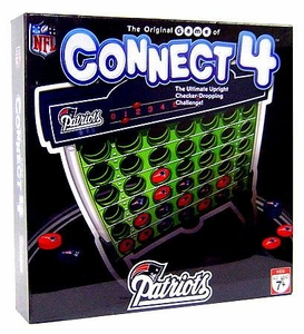 NFL Connect 4 New England Patriots Edition
