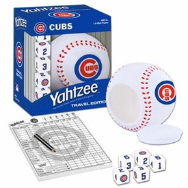 MLB Yahtzee Chicago Cubs