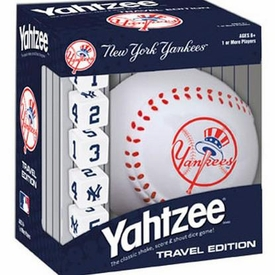 MLB Yahtzee New York Yankees