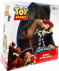 Disney / Pixar Toy Story 3 Exclusive Movie Moments 6 Inch Action Figure 2-Pack Jessie & Bullseye