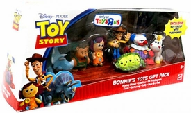 Disney / Pixar Toy Story 3 Exclusive Mini FigureBuddy 7-Pack Bonnies Toys Gift Pack