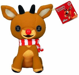 Funko POP! Rudolph the Red Nosed Reindeer Plushie Rudolph Pre-Order ships July