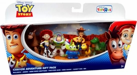 Disney / Pixar Toy Story Exclusive Mini Figure 7-Pack Canyon Adventure Gift Pack