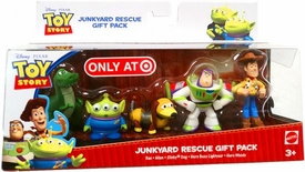 Disney / Pixar Toy Story Exclusive Mini Figure 5-Pack Junkyard Rescue Gift Pack