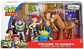 Disney / Pixar Toy Story 3 Exclusive Action Figure 5-Pack Welcome To Bonnies