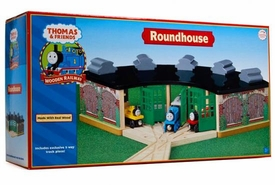 Thomas the Train & Friends Wooden Railway Roundhouse