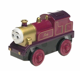Thomas the Train & Friends Wooden Railway Battery-Powered Lady